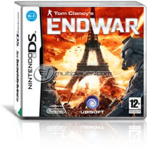 Tom Clancy's EndWar per Nintendo DS