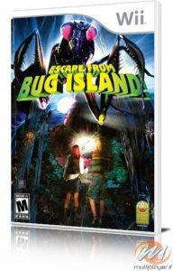 Escape from Bug Island per Nintendo Wii
