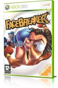 FaceBreaker per Xbox 360