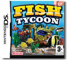 Fish Tycoon per Nintendo DS
