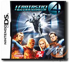 I Fantastici 4 e Silver Surfer per Nintendo DS