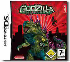 Godzilla: Unleashed per Nintendo DS