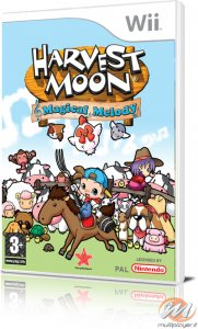 Harvest Moon: Magical Melody per Nintendo Wii