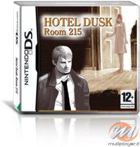 Hotel Dusk: Room 215 per Nintendo DS
