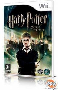 Harry Potter e l\'Ordine della Fenice per Nintendo Wii