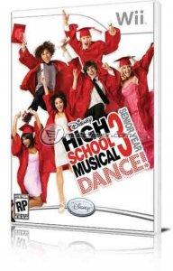 High School Musical 3: Senior Year Dance! per Nintendo Wii