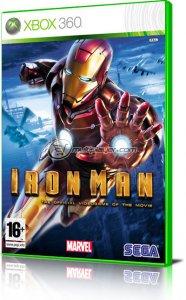 Iron Man per Xbox 360