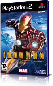 Iron Man per PlayStation 2