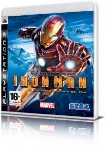Iron Man per PlayStation 3