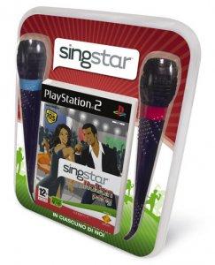 SingStar Italian Party per PlayStation 2