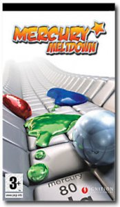 Mercury Meltdown per PlayStation Portable