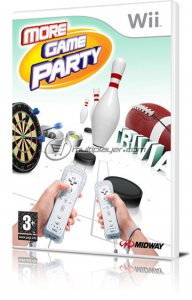 More Game Party per Nintendo Wii