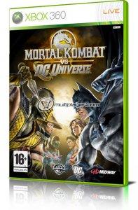 Mortal Kombat vs. DC Universe per Xbox 360