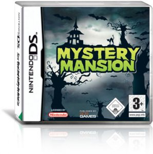 Mystery Mansion per Nintendo DS