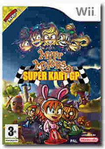Myth Makers: Super Kart GP per Nintendo Wii