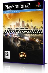 Need for Speed Undercover per PlayStation 2
