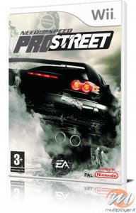 Need for Speed ProStreet per Nintendo Wii