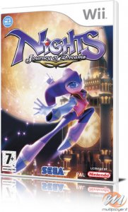 Nights: Journey of Dreams per Nintendo Wii