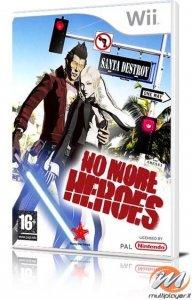 No More Heroes per Nintendo Wii