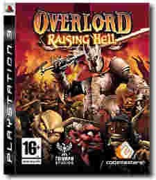 Overlord: Raising Hell per PlayStation 3