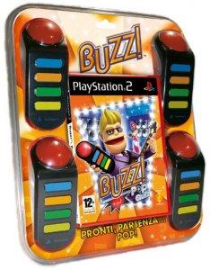 Buzz!: The Pop Quiz per PlayStation 2