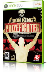 Don King Presents: Prizefighter per Xbox 360