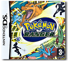 Pokémon Ranger per Nintendo DS