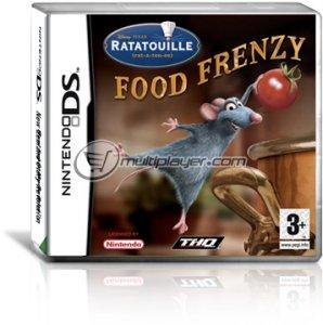 Ratatouille: Pazzi Per la Cucina! per Nintendo DS