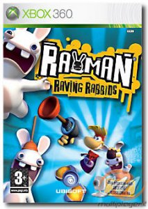 Rayman: Raving Rabbids per Xbox 360