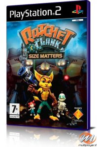 Ratchet & Clank: L'Altezza non Conta per PlayStation 2