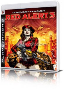 Command & Conquer: Red Alert 3 per PlayStation 3