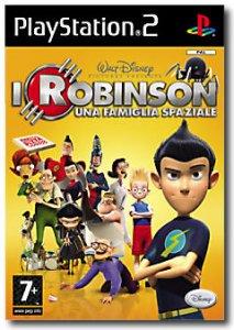 I Robinson: Una Famiglia Spaziale per PlayStation 2