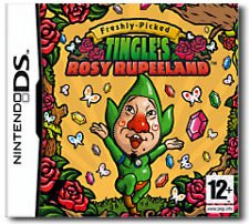 Freshly Picked: Tingle's Rosy Rupeeland per Nintendo DS