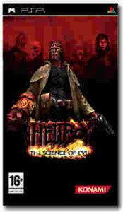 Hellboy: The Science of Evil per PlayStation Portable