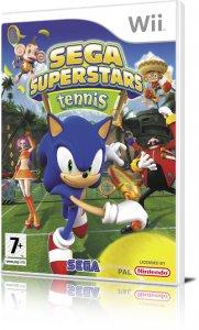 Sega Superstars Tennis per Nintendo Wii