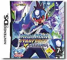 Mega Man Star Force: Pegasus per Nintendo DS