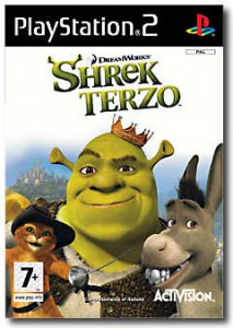 Shrek Terzo (Shrek the Third) per PlayStation 2