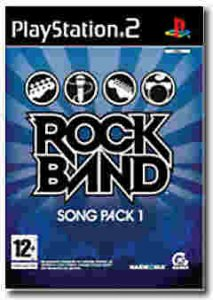 Rock Band Song Pack 1 per PlayStation 2