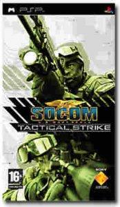 SOCOM: U.S. Navy SEALs Tactical Strike per PlayStation Portable