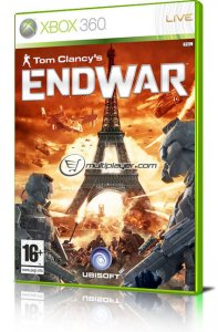 Tom Clancy's EndWar per Xbox 360