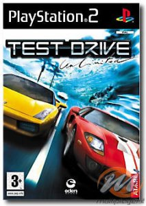 Test Drive Unlimited per PlayStation 2