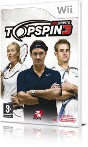 Top Spin 3 per Nintendo Wii