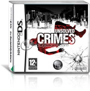 Unsolved Crimes per Nintendo DS