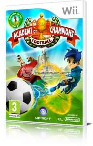 Academy of Champions: Football per Nintendo Wii