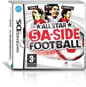 All Star 5A-Side Football per Nintendo DS
