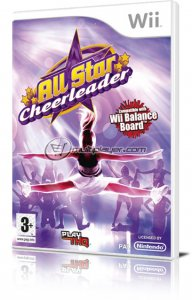 All Star Cheerleader per Nintendo Wii