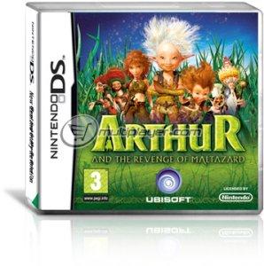 Arthur: La Vendetta di Maltazard per Nintendo DS