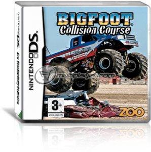 Bigfoot: Collision Course per Nintendo DS