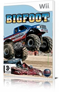 Bigfoot: Collision Course per Nintendo Wii