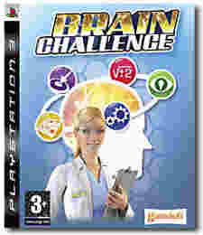 Brain Challenge per PlayStation 3